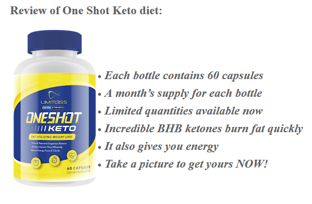ketoone shot reviews